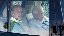 Queen and Prince Philip head to Balmoral from RAF Northolt for summer break following months of Windsor lockdown
