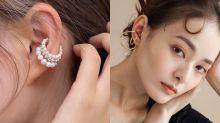 耳骨夾讓你沒有耳洞都很時髦!7款今季最流行的耳骨夾推薦
