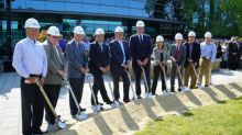 Analog Devices Breaks Ground on New Global Headquarters in Wilmington, MA