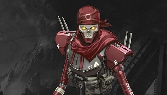 The next 'Apex Legends' character is a cyborg assassin named Revenant