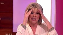 Ruth Langsford explains x-rated Mother's Day tweet