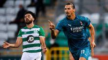 Shamrock Rovers 0-2 Milan: Ibrahimovic and Calhanoglu seal Rossoneri's progress
