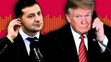 Trump releases earlier call, showing Ukraine president was eager to meet