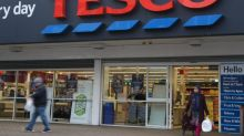 Tesco under the weather with slower sales growth