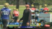 UCLA Opens Summer Training Camp For Football Season