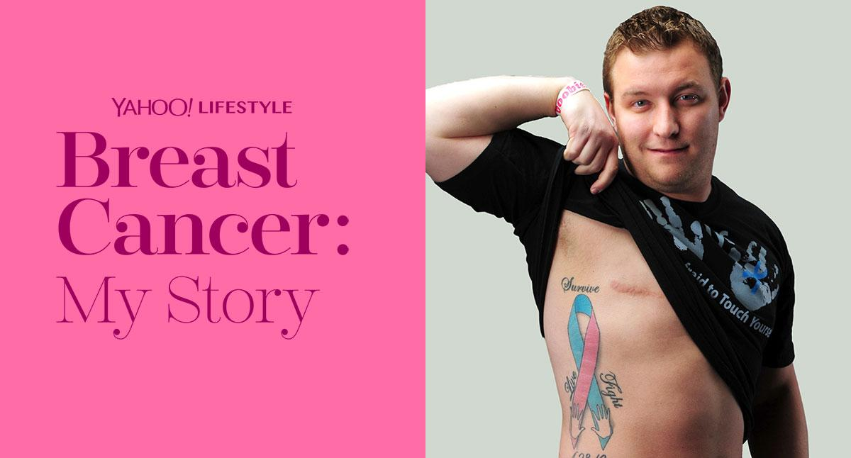 Male breast cancer survivor shares his story