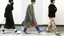 這位日本女生的中性穿搭耐看又時尚,誰會想到她已育有 3 子!