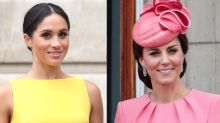 Why Meghan Markle or Kate Middleton Don't Wear This One Color in Public