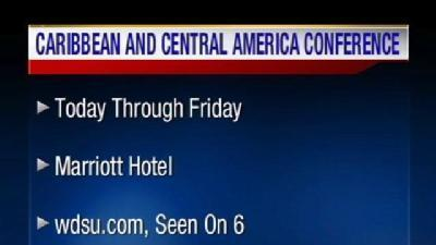 Trade Conference Will Help Local Economy