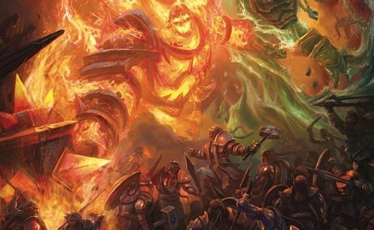 A new World of Warcraft comic book series is on the way