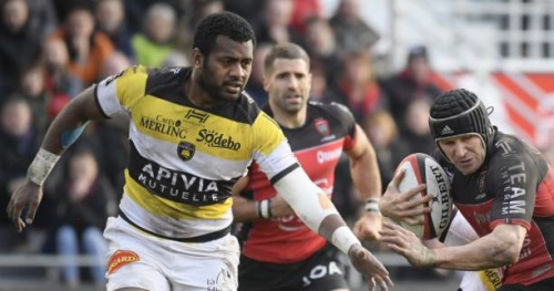 Rugby - Challenge - LR - Kini Murimurivalu et Kévin Gourdon titulaires face à Édimbourg