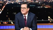 Stephen Colbert feared his career was over with a single tweet — and it had nothing to do with Trump