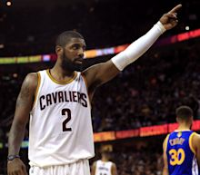 Kyrie Irving's Last Cavaliers Tweet Is Pretty Awkward for All, Including NBA 2K18