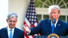 Trump: 'The Fed has gone crazy' with interest rate hikes