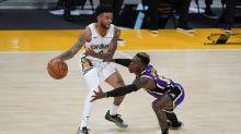 LeBron, Davis lead Lakers' 112-95 dismantling of Pelicans