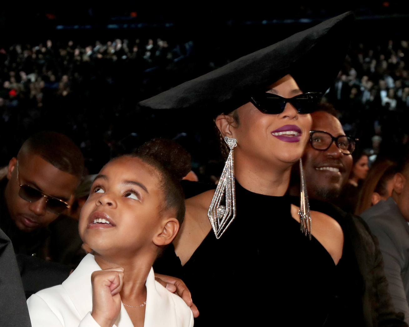 Beyoncé bonds with Blue Ivy and the twins in new Vogue video