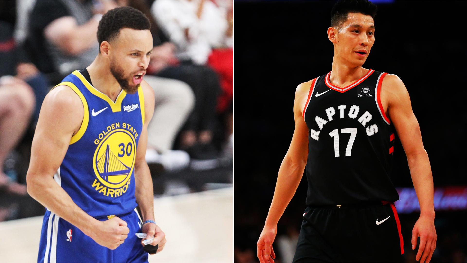 best loved ff153 c5e85 How Steph Curry left lasting impression in Jeremy Lin's ...
