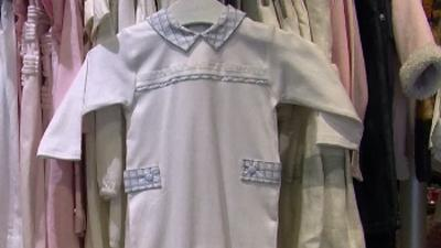 Kid Couture: Spending Big Bucks on Babies
