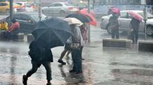 快訊/雨彈來襲!氣象局發布新竹以南9縣市大雨特報
