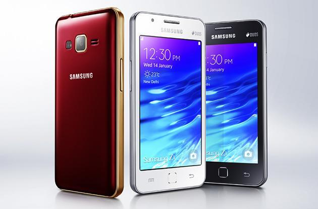 Samsung launches its first Tizen smartphone... again