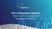 Stratton's Weekly Webinar – How I came to understand Candlestick Patterns, Part I