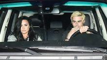 Demi Lovato fuera de rehab a los 90 días