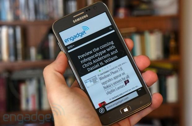 Samsung ATIV S review: the Galaxy S III, repackaged for Windows Phone 8