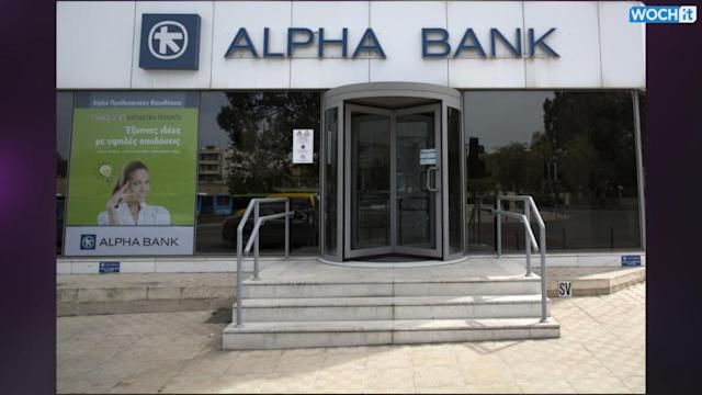 Exclusive - Greece's Alpha Bank To Securitise 1 Billion Euros Of Shipping Loans: Sources