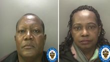 Pastor and wife jailed after he raped children in bogus religious ceremony over 20 years