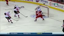 Hurricanes strike twice in 32 seconds