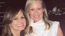 Lisa Wilkinson opens up on 'rivalry' with Melissa Doyle