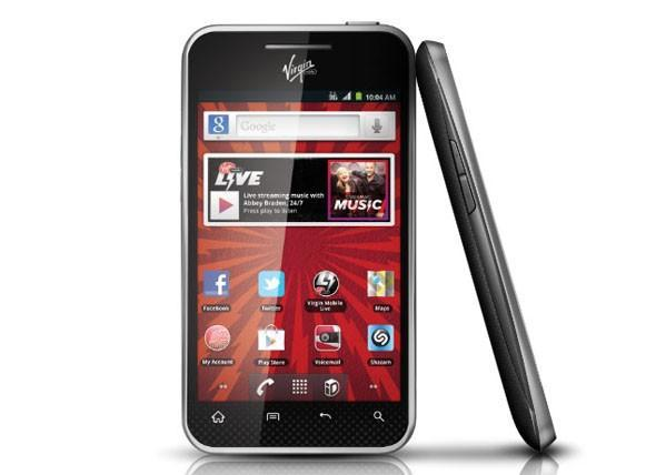 LG Optimus Elite on pre-order at Virgin Mobile; carrier's first NFC phone in the US