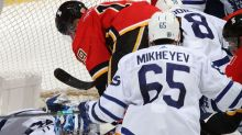 Preview: Calgary Flames vs Toronto Maple Leafs 1/26/21 (5/56): This Will Be A Slobberknocker