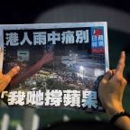 """Hong Kong's pro-democracy Apple Daily signs off in """"painful farewell"""""""