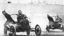 Cuando hace un siglo se desató la locura por jugar al polo montados en automóviles