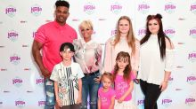 Kerry Katona's daughter slams Fathers4Justice for 'blood on her hands' tweet over George Kay's death