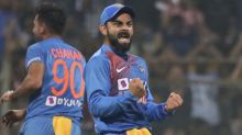 India secure T20 series win over Windies