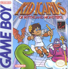 Virtually Overlooked: Kid Icarus: Of Myths and Monsters