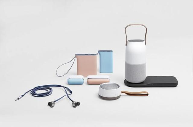 Samsung's stylish mobile accessories are launching worldwide