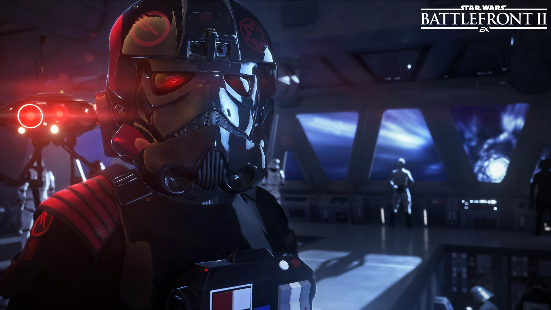 Star Wars Battlefront Ii Invites You To The Dark Side In November Engadget