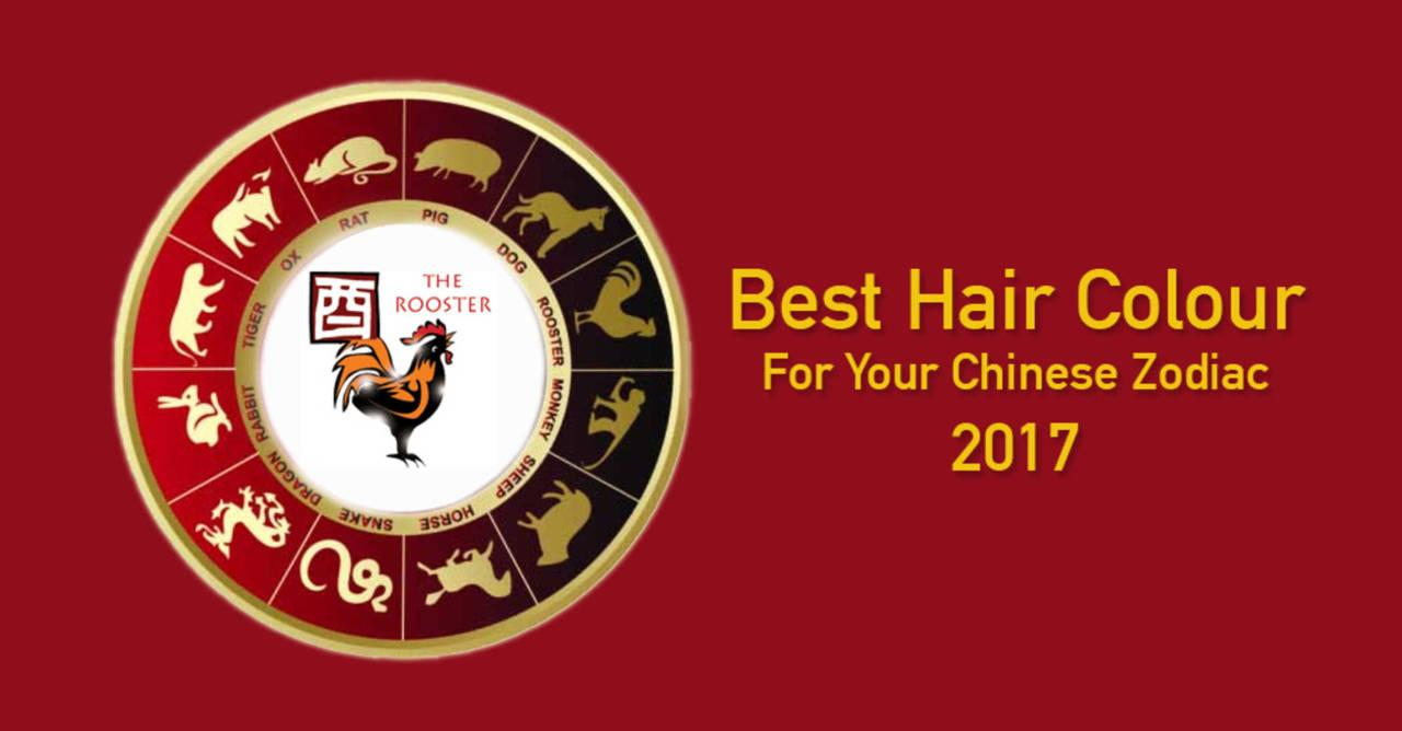 Best Hair Colours For Your Chinese Zodiac Sign In - Hair colour zodiac