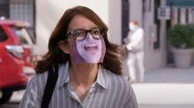 '30 Rock' Reunion: Liz Lemon Shames Maskless New Yorker in First Teaser for NBC Special (Video)