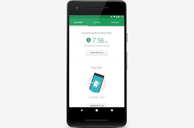 Google's Project Fi now offers unlimited data (with a catch)