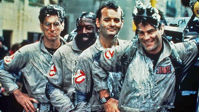 ET Throwback: The 1984 'Ghostbusters' Premiere