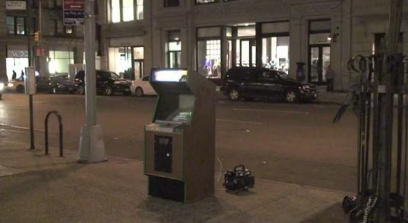 Fifth Avenue Frogger brings everyone's favorite roadkill to New York City (video)