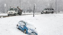 UK weather: ice and snow warnings as temperatures set to plunge