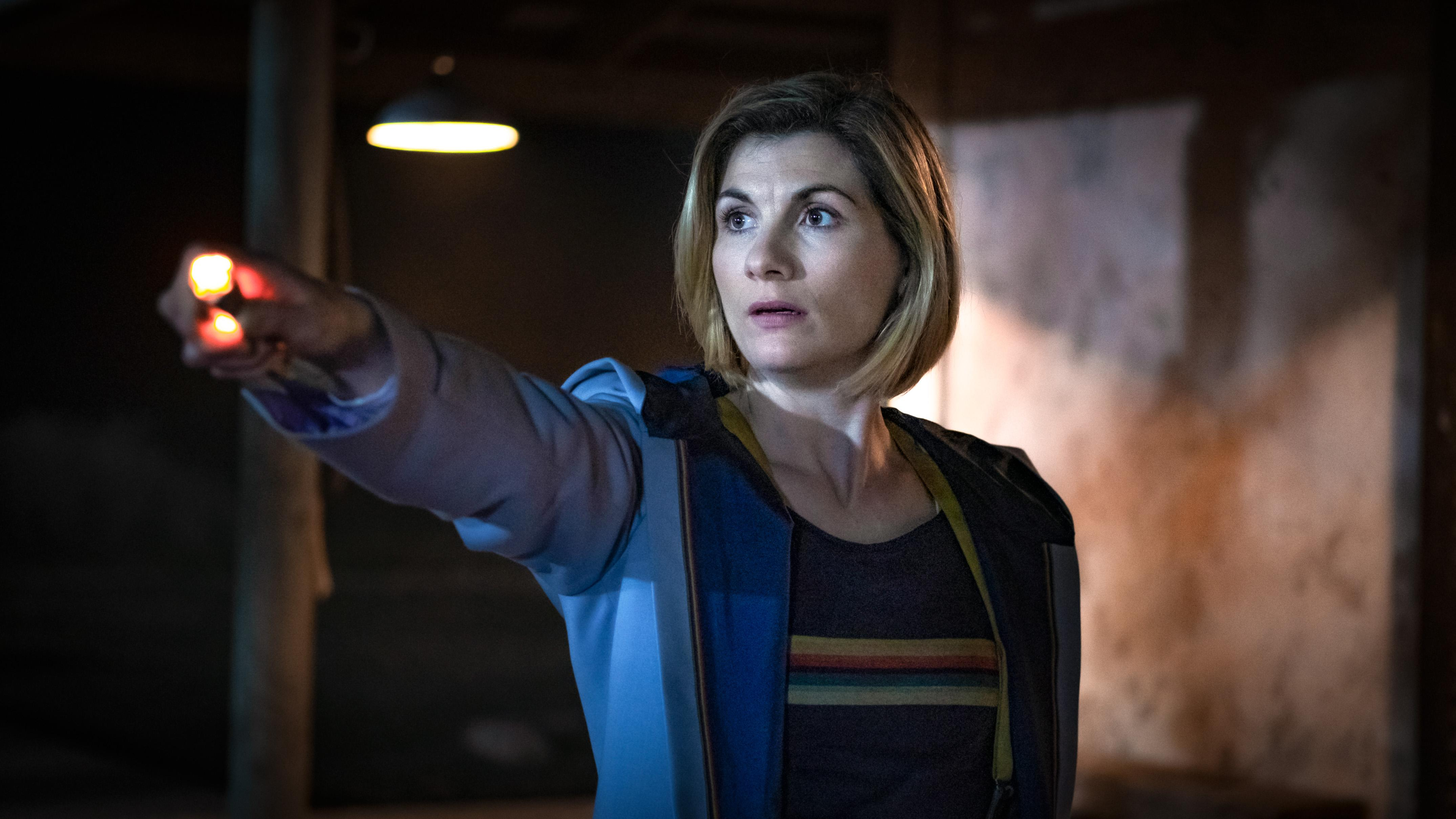 'Doctor Who' showrunner Chris Chibnall teases the 'most lavish, action-packed episode' ever with 'Spyfall' (exclusive)