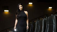 Apesar de nudes, Kim Kardashian diz que não se sente confortável ao falar sobre sexo