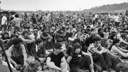 A look back at Woodstock, by the numbers