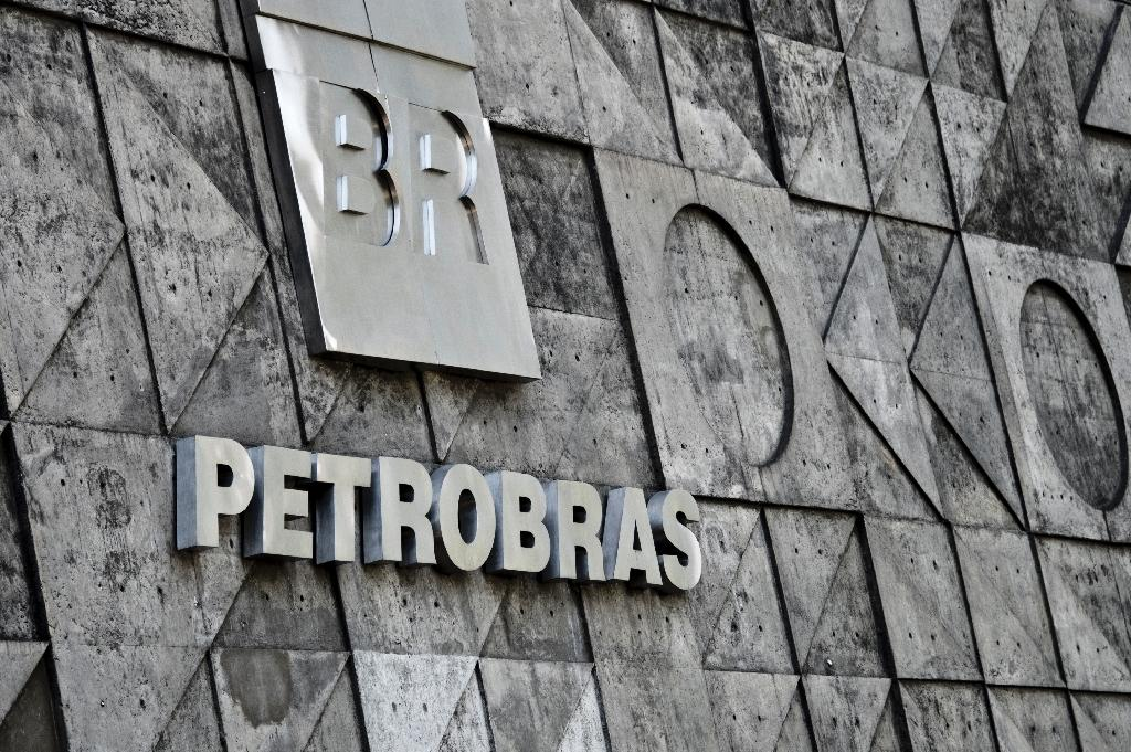 The latest payment means that Petrobras has now recovered 1.48 billion reais ($470 million) as a result of the probe (AFP Photo/VANDERLEI ALMEIDA)